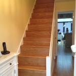 Oak Cladded Stairs