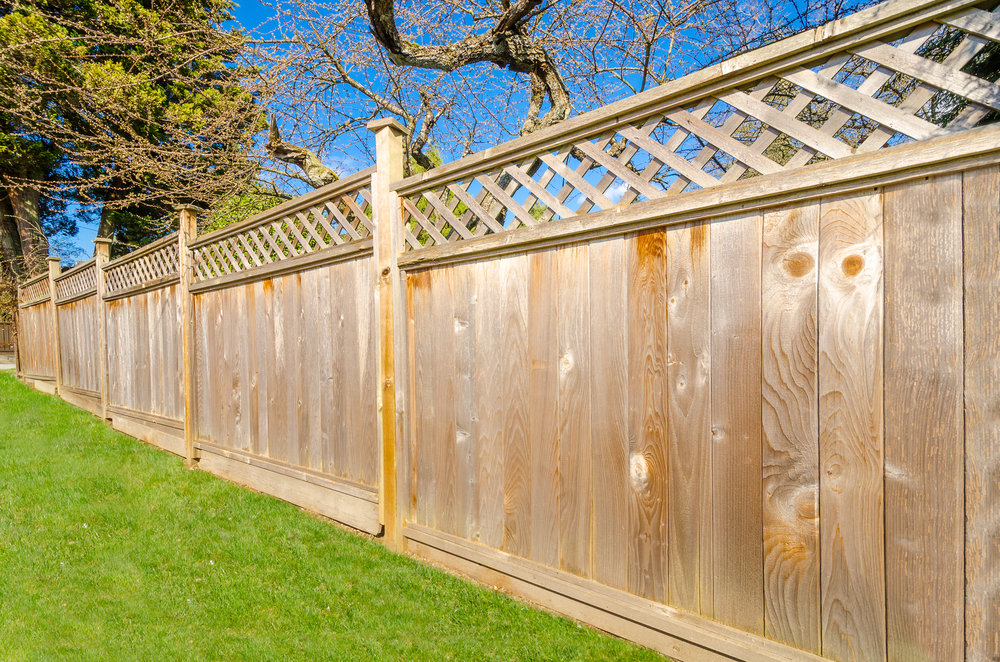 MJB Carpentry What garden fencing type is right for your ...